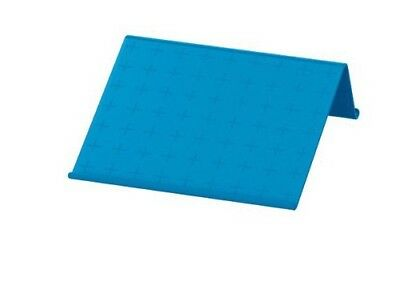IKEA Tablet stand ISBERGET, Blue, 9 7/8 x 9 7/8