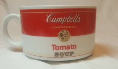 1994 Collectible Campbell's Tomato Soup Mug/Bowl/Cup by Westwood