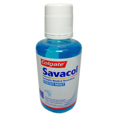 Savacol Mouth Rinse 300ml Freshmint