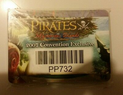Wizkids Pirates CSG Pirates of the Mysterious Islands 2007 Submarine EXCLUSIVE