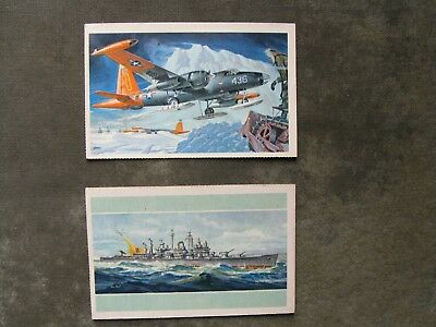 Revell Collector Cards from 1961