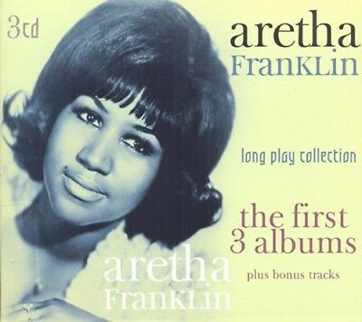 Aretha Franklin Long Play Collection  3 CD NEW sealed