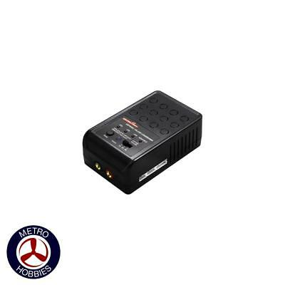 Ultra Power 4AC-Plus 2-4S LiPo, 4-8S NiMh, 3A, 30w 240v Charger, EC3 Lead UP4AC-