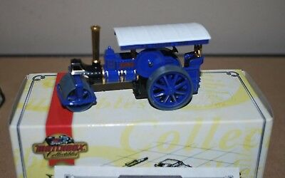 Matchbox Collectibles 1/43 Aveling and Porter Steam Roller  Die-cast #YAS03-M