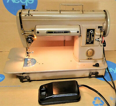 VINTAGE SINGER MODEL 40 Sewing Machine 4040 PicClick Awesome Singer Sewing Machine Model 301 Value