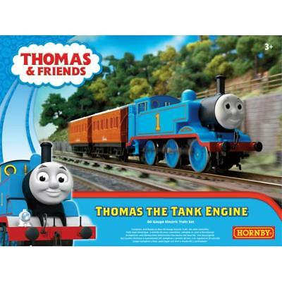 Hornby Oo R9283 Train Set Thomas The Tank Engine Hr9283