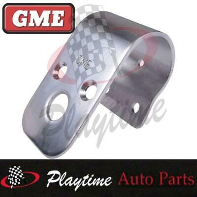 """GME MB101SS UHF CB Antenna Mounting 38mm """"Wrap Around"""" Stainless Steel Bull Bar"""