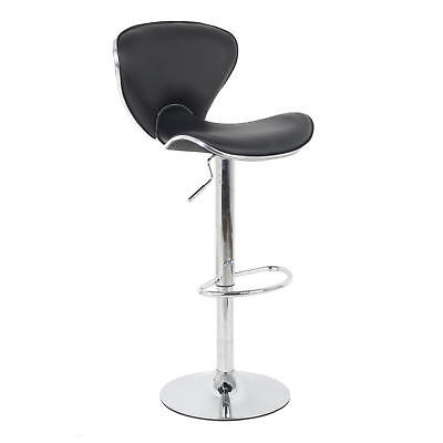 Moustache® Adjustable Height Swivel Butterfly Bar Stool