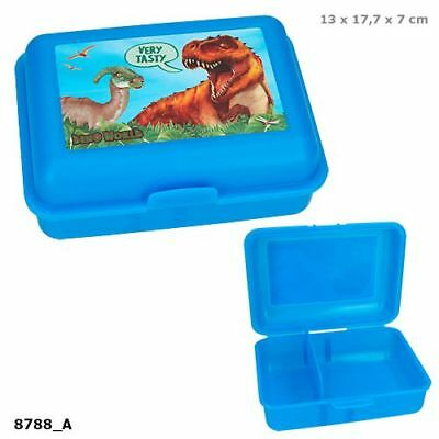 Dino World Brotdose Depesche Box Brotzeit Lunch Brotbox Dinosaurier