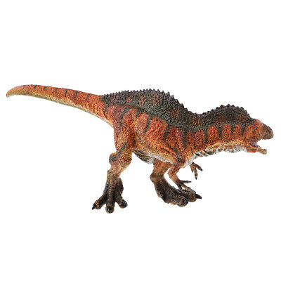 Solid Realistic Dinosaur Model Authentic Sculpt Animal Toys Acrocanthosaurus