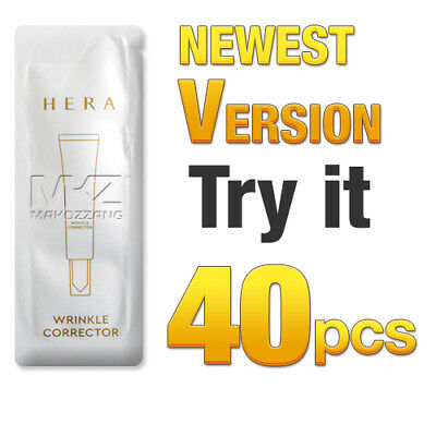 HERA Wrinkle Corrector 40pcs 40ml Great Anti-Wrinkle Aging Amore Pacific Newest