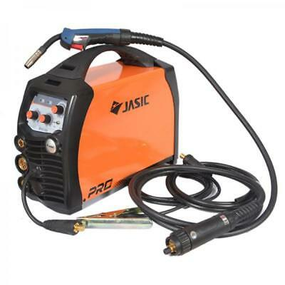 NEW Jasic Pro MIG 160 Multi Process Inverter Welder +LCD weding helmet