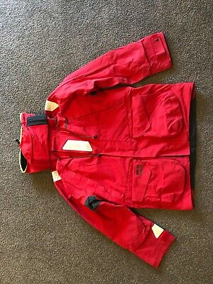 Musto HPX offshore sailing jacket