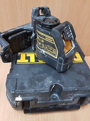 Dewalt DW088 Laser Level no glass