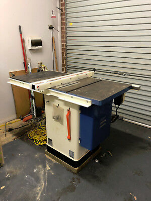 """3HP 10"""" Table Saw including accessories"""