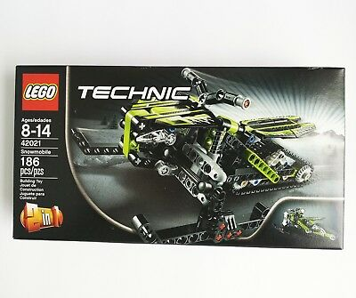 Lego Technic 42021 Snowmobile New Sealed Discontinued