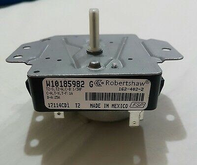 New W10185982 Genuine OEM Timer Dryer Whirlpool  (ONLY TIMER)