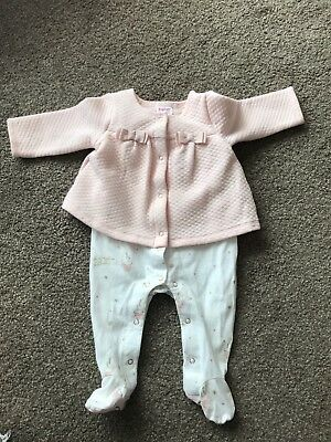 Baby Ted Baker Sleepsuit 3-6months