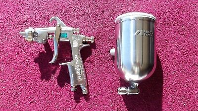 Anest Iwata *brand New!* W-101 Paint Spray Gun With Pc-4S Cup!