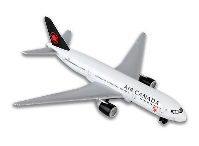 DARON REALTOY RT5884-1 Air Canada New Livery SINGLE PLANE Diecast. New