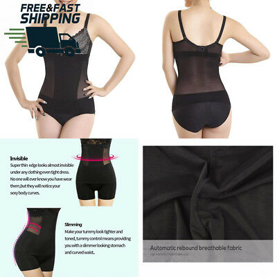 URPLITY Womens Invisible Waist Trainer Tummy Trimmer Control Shapewear...