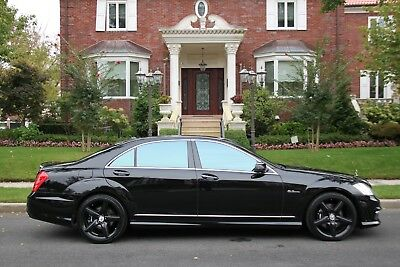 2008 Mercedes-Benz S-Class S 550 4MATIC AWD 4dr Sedan 2008 Mercedes-Benz  S550 4MATIC converted to S63 AMG look, over $15K invested !!