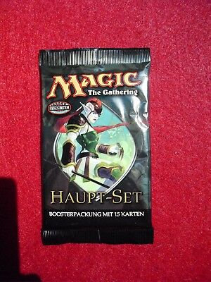Magic The Gathering - OVP Booster - Haupt-Set - 15 neue Karten