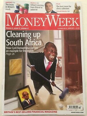 Money Week magazine #891 April 13th 2018 (Cleaning Up South Africa)