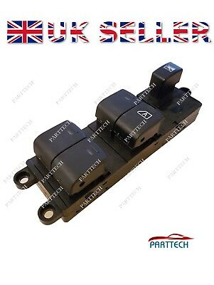 Fits for NISSAN NAVARA DRIVER SIDE POWER  WINDOW SWITCH CONSOLE 25401-EB30B
