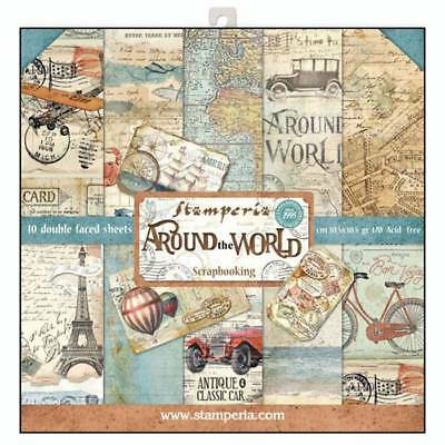 Music Maps Dictionary Encyclopedia Scrapbook A3 to A5 Vintage craft paper pack