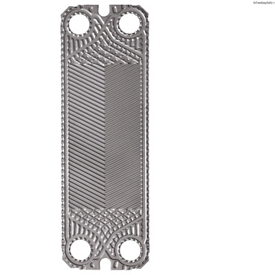 Gasketed Plate Heat Exchanger replacement M6M Plate of Stainless Steel 316 20PCS