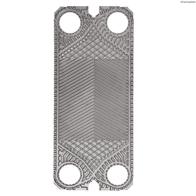 Toolots  AlfaLaval M15M Replacement High Delta Plate for Heat Exchanger with Com