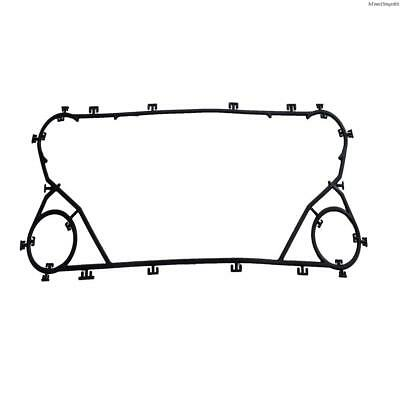 Toolots NBR Material Heat Exchanger Gasket Top Quality M15M for Sale 20PCS