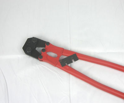"""Hand Swager Crimp Tool For 1/8"""" Stainless Steel Cable Rail Fitting"""