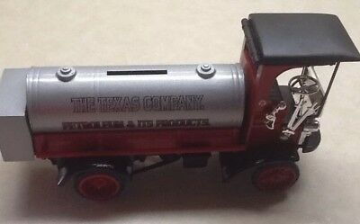 1910 Mach Tank Truck By Ertle Company For Texaco