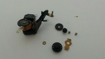 DUAL 1225  PARTS - speed change and pitch control parts