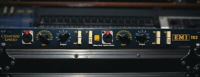 Chandler Limited Tg2 Dual Preamp