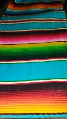 Special Discounted Sale short time serape mexcio XL blanket Durable and Strong