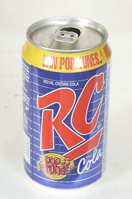 RC Cola Soda Can - 12oz  Win Pop Tunes