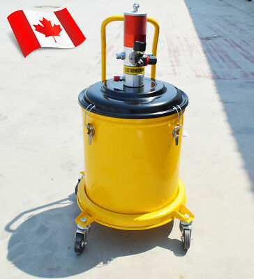 Brand New 7.5 Gallon Grease Pump Air Pneumatic Compressed Gun Canada Stock