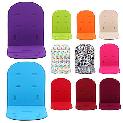 EP_ Washable Stroller Pushchair Car Seat  Baby Toddler Pram Liner Pad Cushion Un