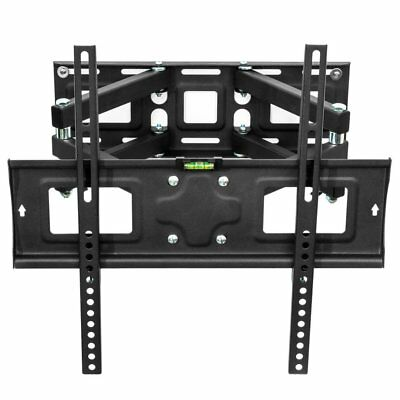 """Support TV mural orientable et inclinable 26"""" - 55"""" 40 42 46 50 52 LCD Afficher"""