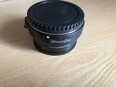 Commlite Canon EF auf Sony E-Mount Adapter