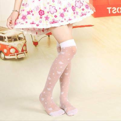 Summer Baby Girls Butterfly Printed Tights Princess Dancing Socks Pantyhose