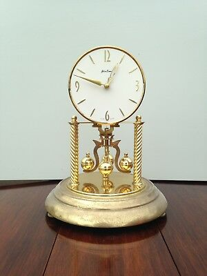 Antique/Vintage Bentima Torsion Clock