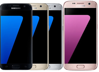 Samsung Galaxy S7 Unlocked UK Model SM-G930F 32GB Various Grades and Colours