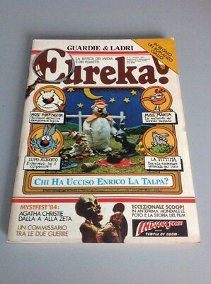 EUREKA # 5 - 1984 - Editoriale Corno