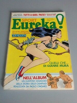 EUREKA # 8 / 1984 - Editoriale Corno