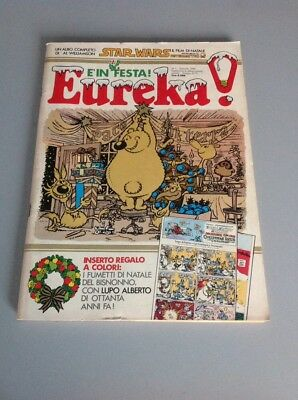 EUREKA # 1 - 1984 + Album Star Wars - Editoriale Corno