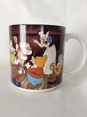 disney snow white and the seven dwarfs Mug /Cup